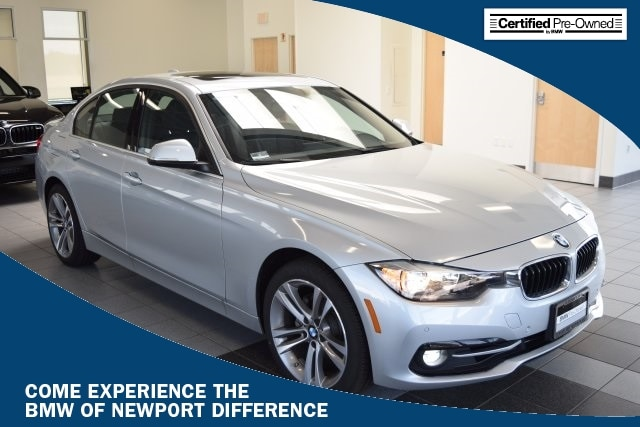Middletown, RI - 2017 BMW 3 Series