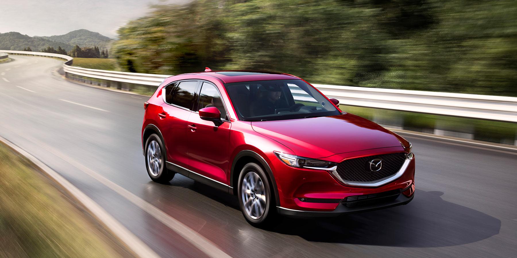 2019 Read Mazda CX-5