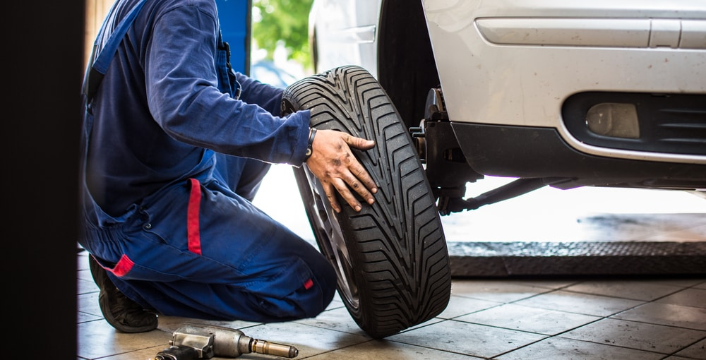 find the right tire designed for your vehicle