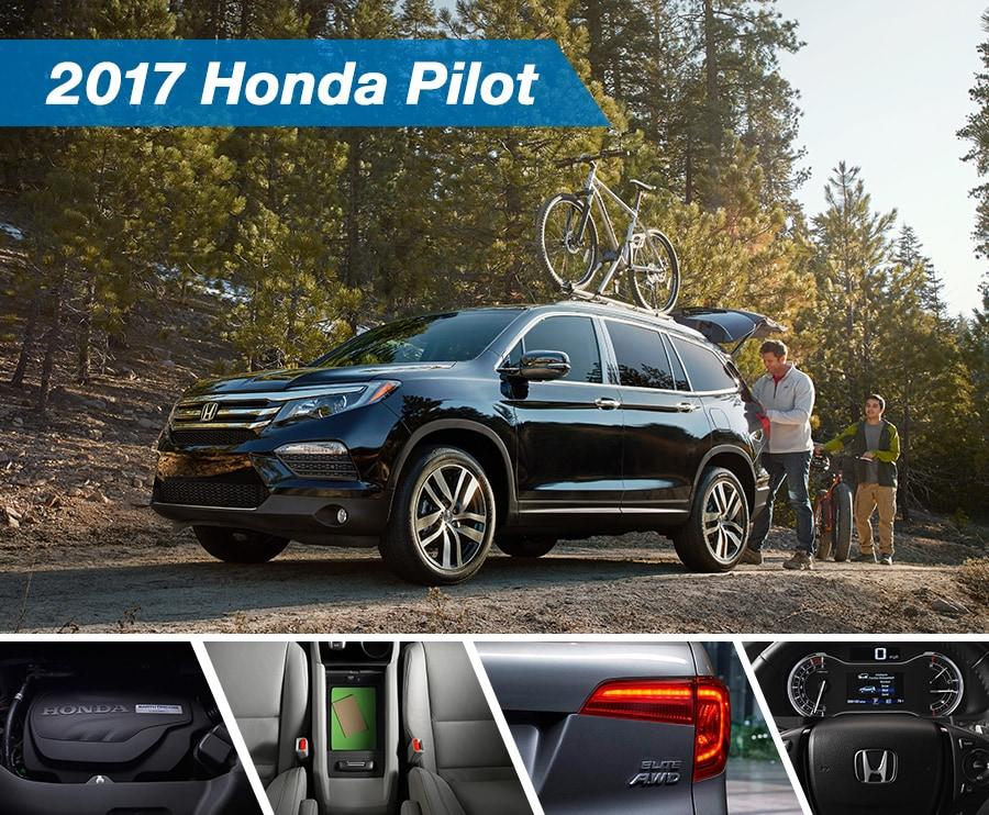 New 2017 honda pilot in manchester nh 03103 autofair for Autofair honda manchester
