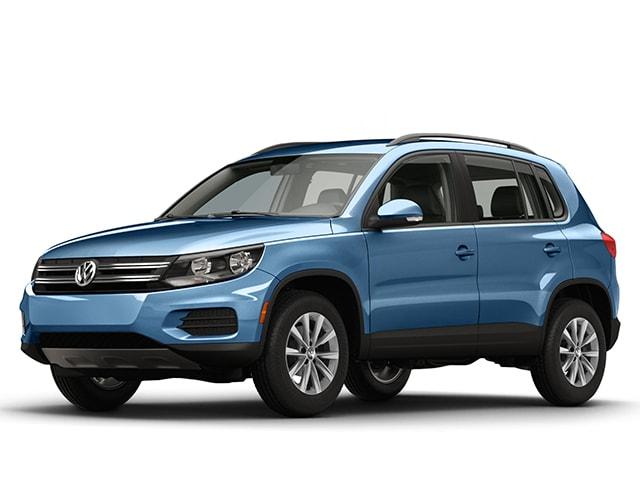 2018 VW Tiguan Limited