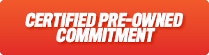 Certified Pre-Owned Commitment