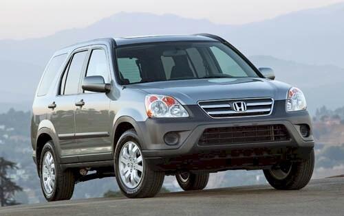Honda CR-V (2002-2006)