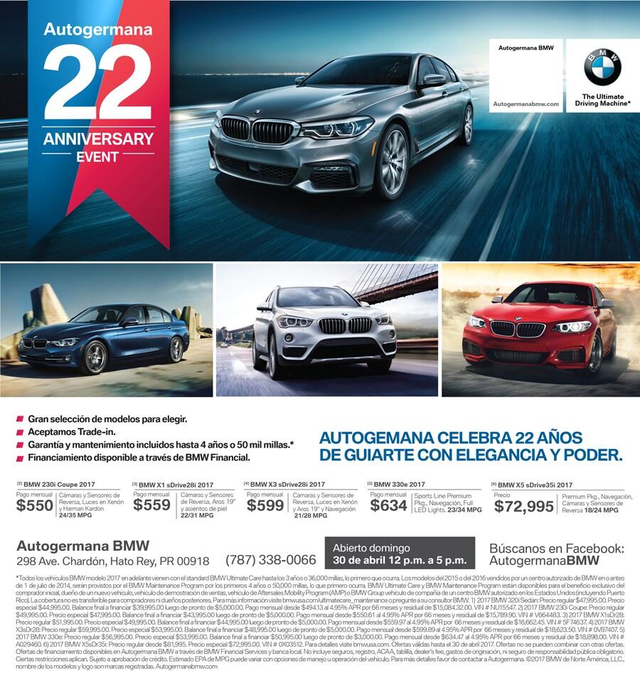 New BMW Dealership In Hato Rey, PR 00919