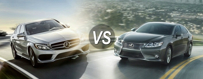 Mercedes benz vs lexus a brand comparison autohaus on for Autohaus on edens mercedes benz