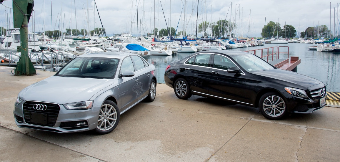 Audi vs mercedes benz for highland park il autohaus on for Autohaus on edens mercedes benz