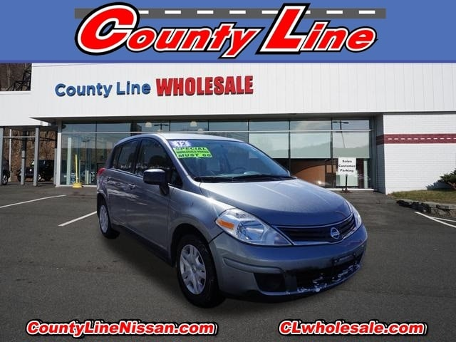 Used 2012 Nissan Versa 1.8 Hatchback for sale in CT