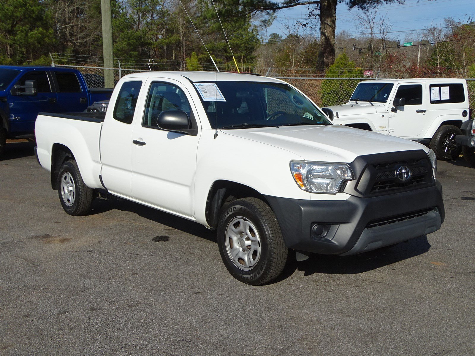 2013 Toyota Tacoma   51288 miles VIN 5TFTX4CN6DX030026 StockNo 12695