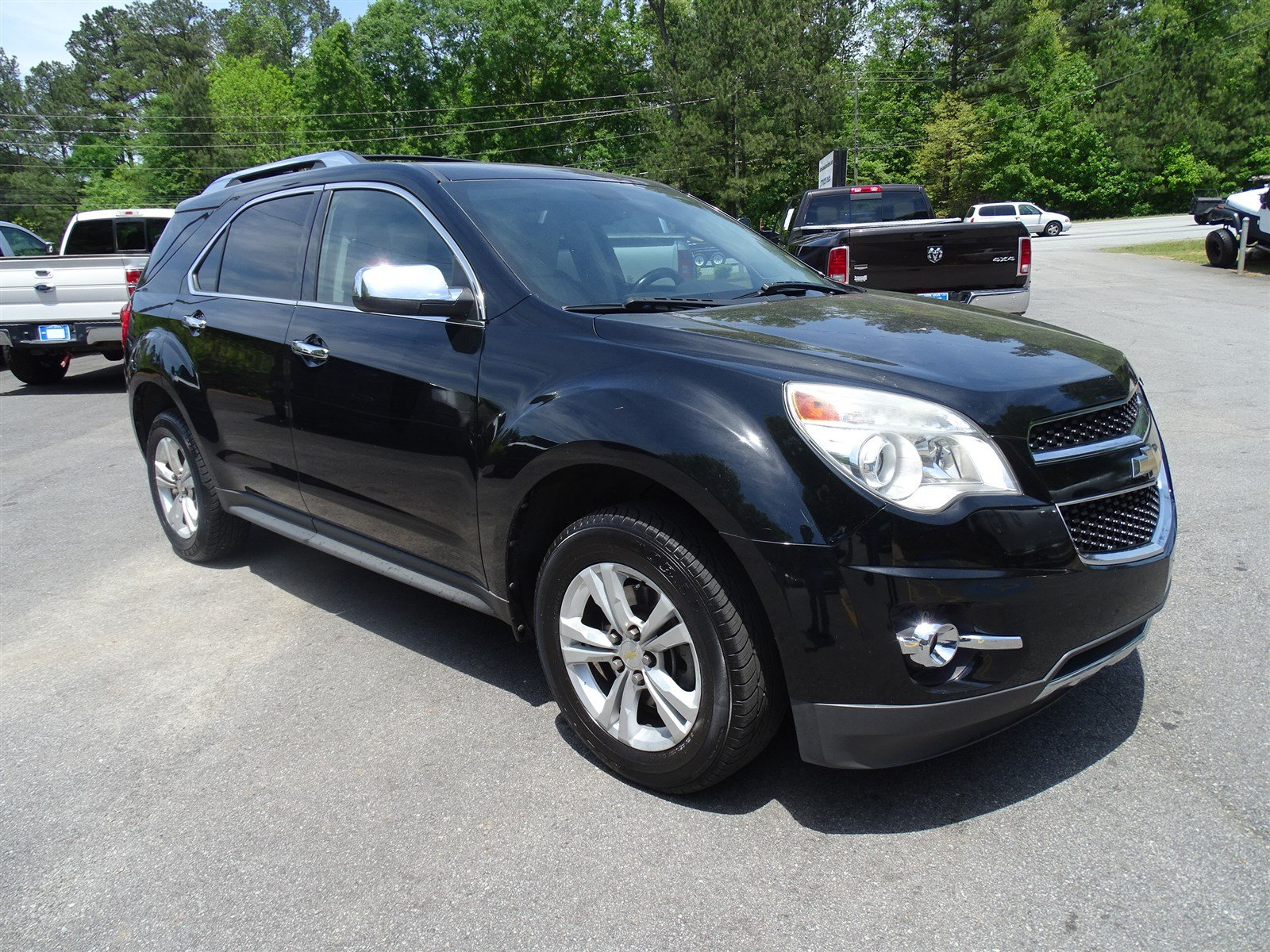 2011 Chevrolet Equinox LTZ  Rearview Camera System Automatic Climate Control Radio AMFM Stere