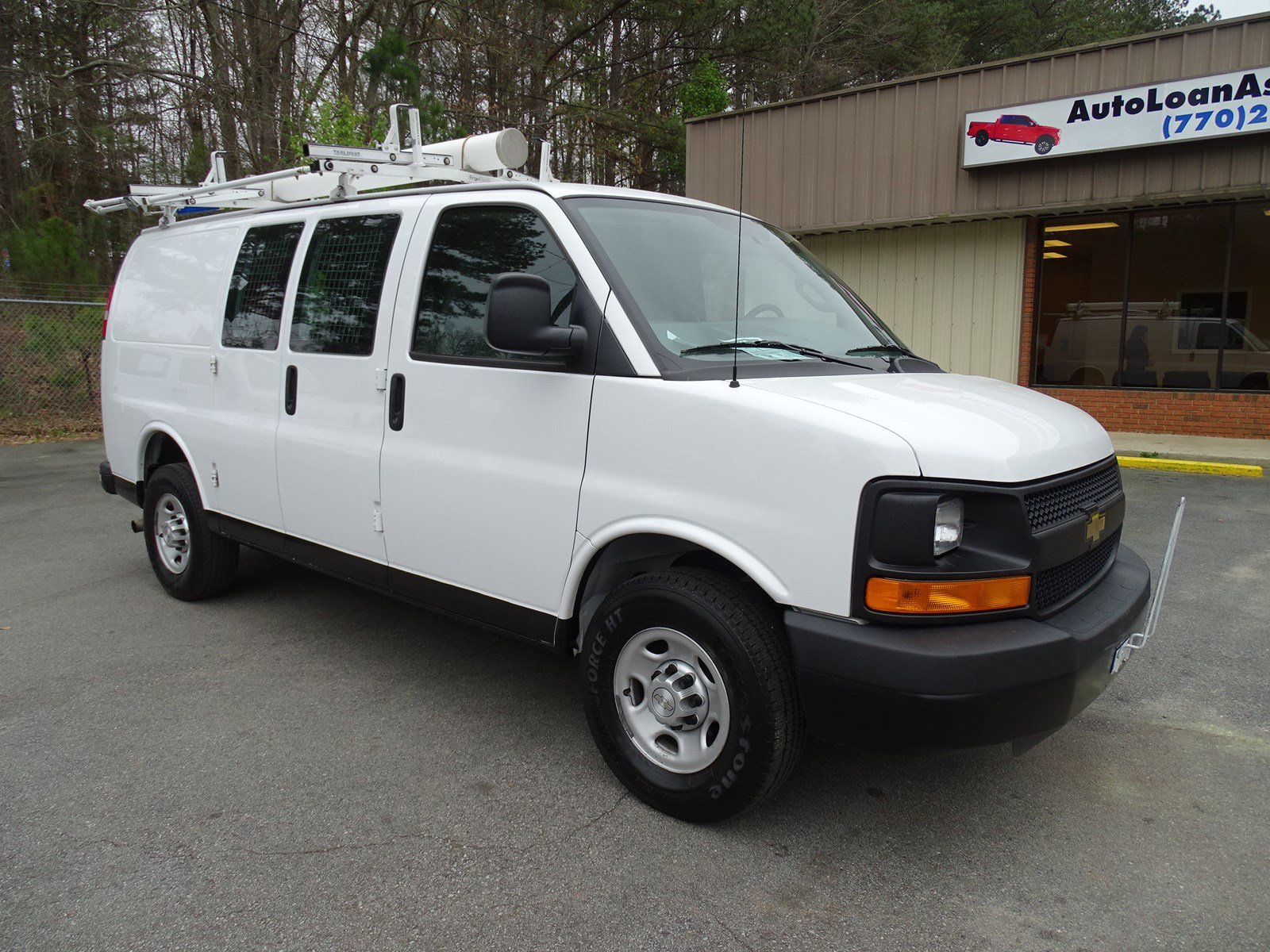 2016 Chevrolet Express 2500 Work Van  Cruise Control GVWR 8 600 lbs Transmission Electronic
