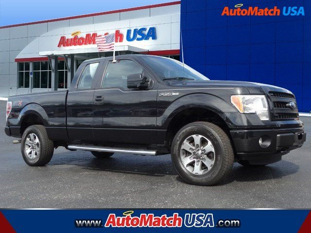 2014 Ford F-150 STX Truck SuperCab