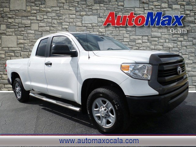 2014 Toyota Tundra SR Truck Double Cab