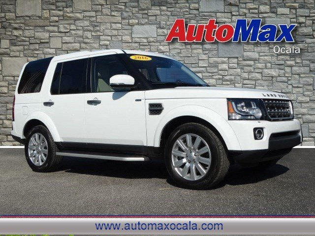 2016 Land Rover LR4 4DR 4WD SUV