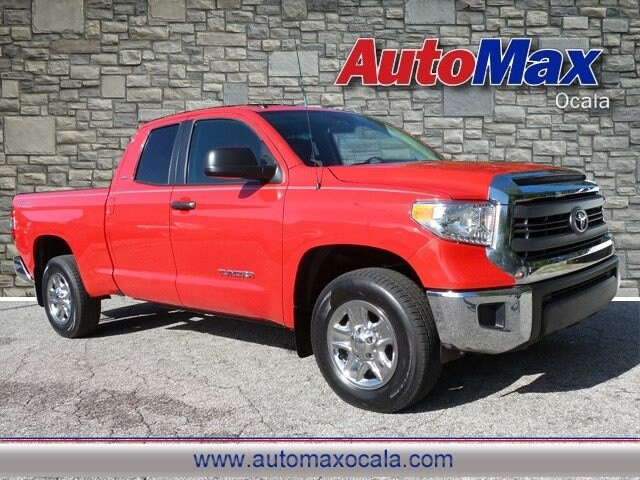 2014 Toyota Tundra SR5 Truck Double Cab