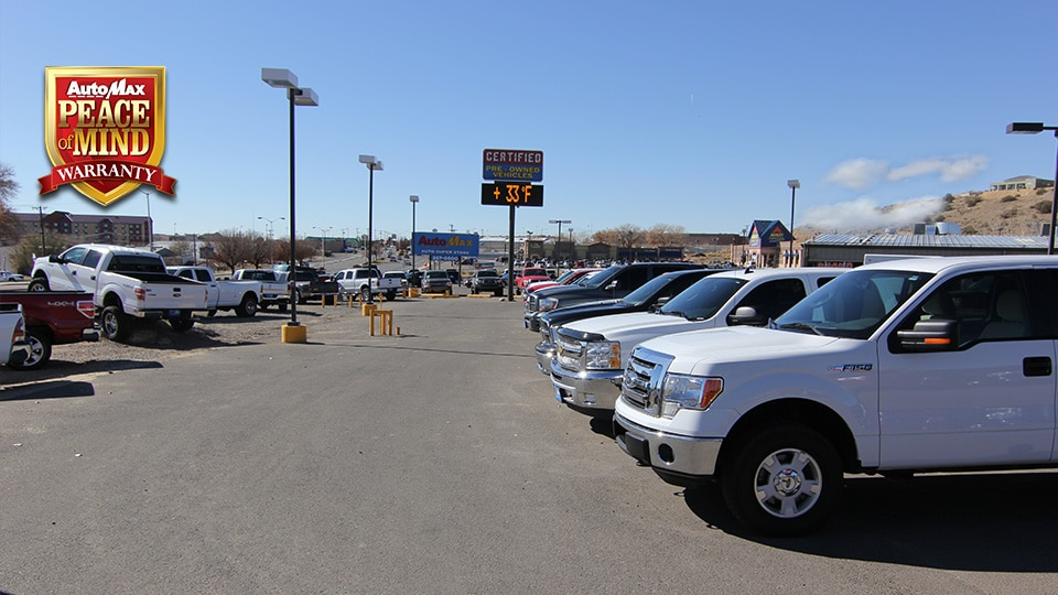 Ford Dealership Las Cruces