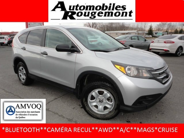 2013 Honda CR-V LX (A5)***AWD***BLUETOOTH*** VUS