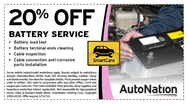 Printable service specials sheet autonation honda valencia for Honda a1 service coupon