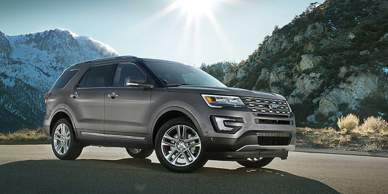 2017 Ford Explorer Mpg >> 2017 Ford Explorer Xlt 2017 Ford Explorer Xlt Sport Appearance