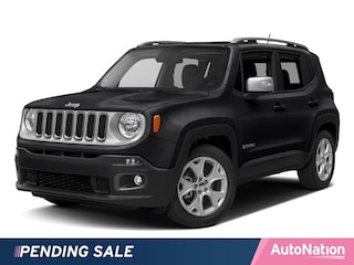 2017 Jeep Renegade Limited Sport Utility