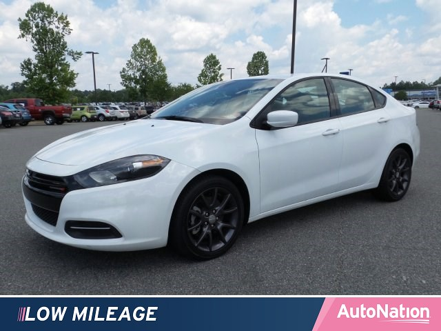 2016 Dodge Dart SE 4dr Car