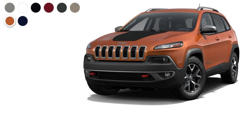 2016 Jeep Cherokee Color Options Autonation Chrysler West