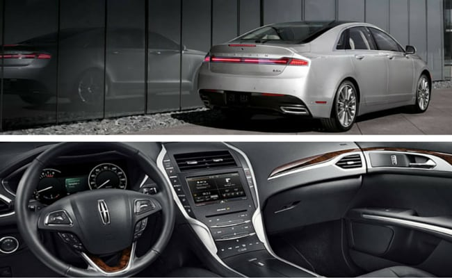 2016 Lincoln Mkz For Sale In Clearwater Autonation