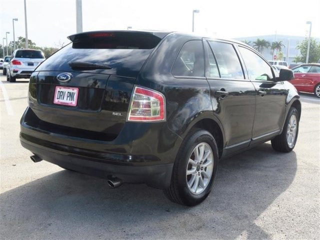 used 2007 ford edge for sale margate fl. Cars Review. Best American Auto & Cars Review