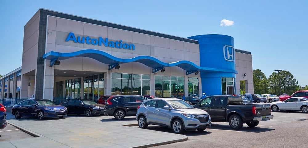 About autonation honda at bel air mall mobile al for Where is the nearest honda dealership