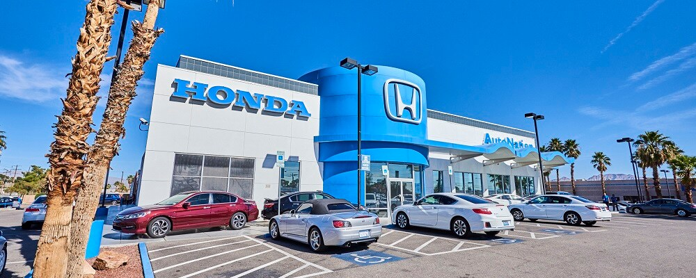Honda dealer near me las vegas nv autonation honda east for Honda dealer las vegas