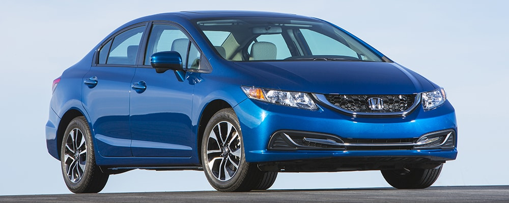 Used 2014 Honda Civic For Sale - Exterior