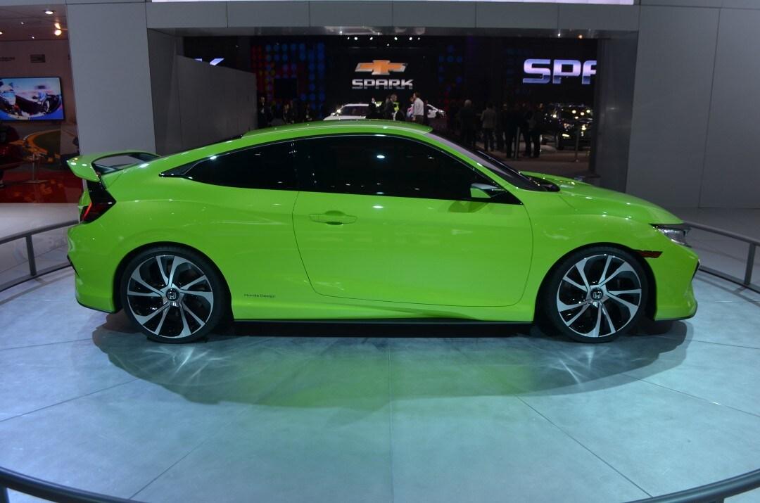Honda civic concept autonation honda chandler for Honda of chandler