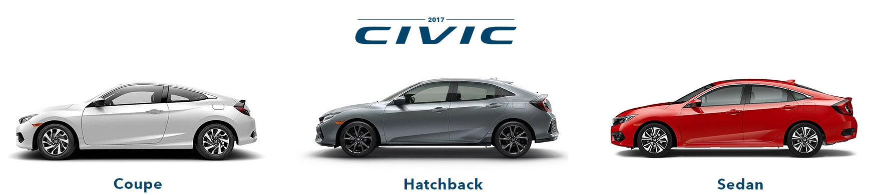 2017 honda civic trim levels autonation honda fremont for Honda fremont auto mall