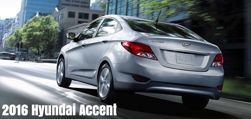 2016 Hyundai Accent Msrp Amp Specs In Des Plaines