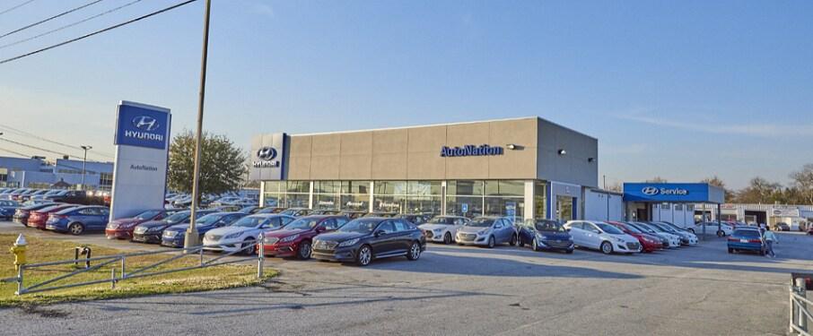Hyundai Service Center Autonation Hyundai Albany