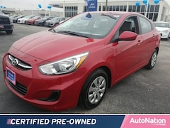 2015 Hyundai Accent GLS 4dr Car