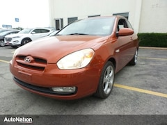 2008 Hyundai Accent SE 2dr Car
