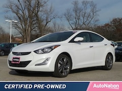 2015 Hyundai Elantra Limited 4dr Car