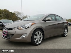 2012 Hyundai Elantra Limited 4dr Car