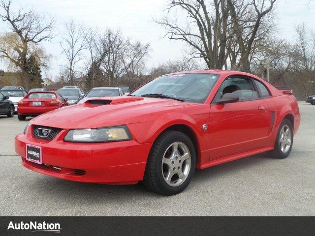 2004 Ford Mustang Standard 2dr Car