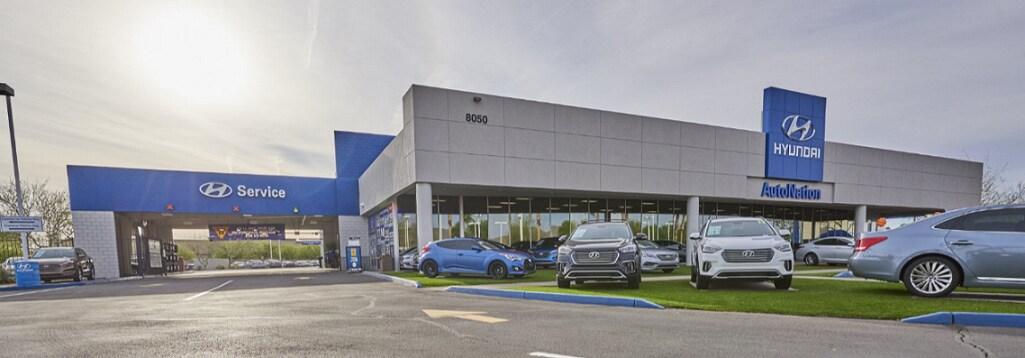 Hyundai Service Center Oil Changes Tempe Az Autonation