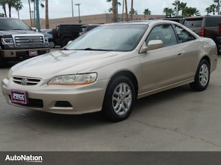 2002 Honda Accord EX w/Leather Coupe