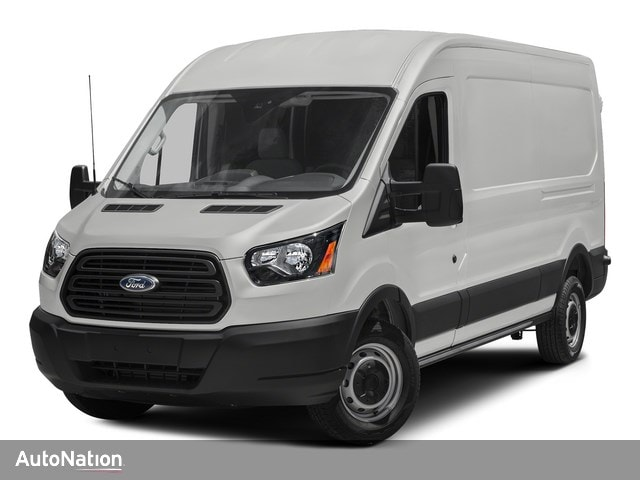2015 Ford Transit-250 Van Medium Roof Cargo Van
