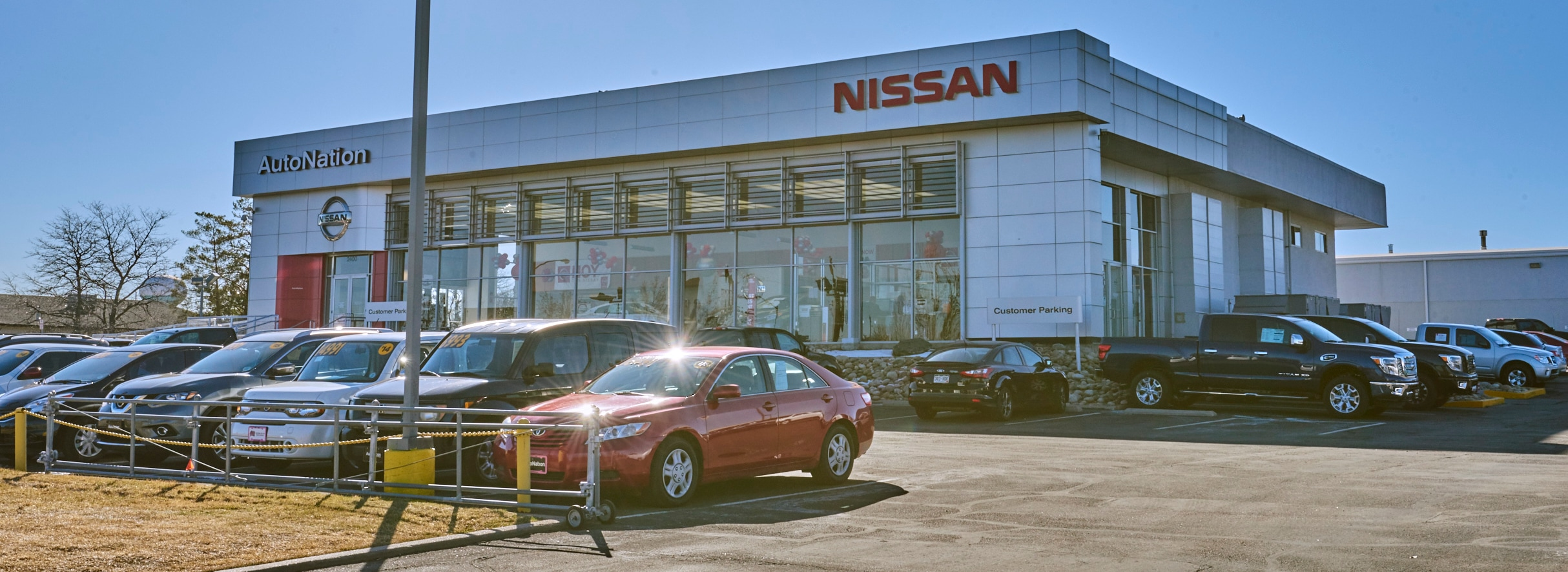 AutoNation Nissan 104 Dealership