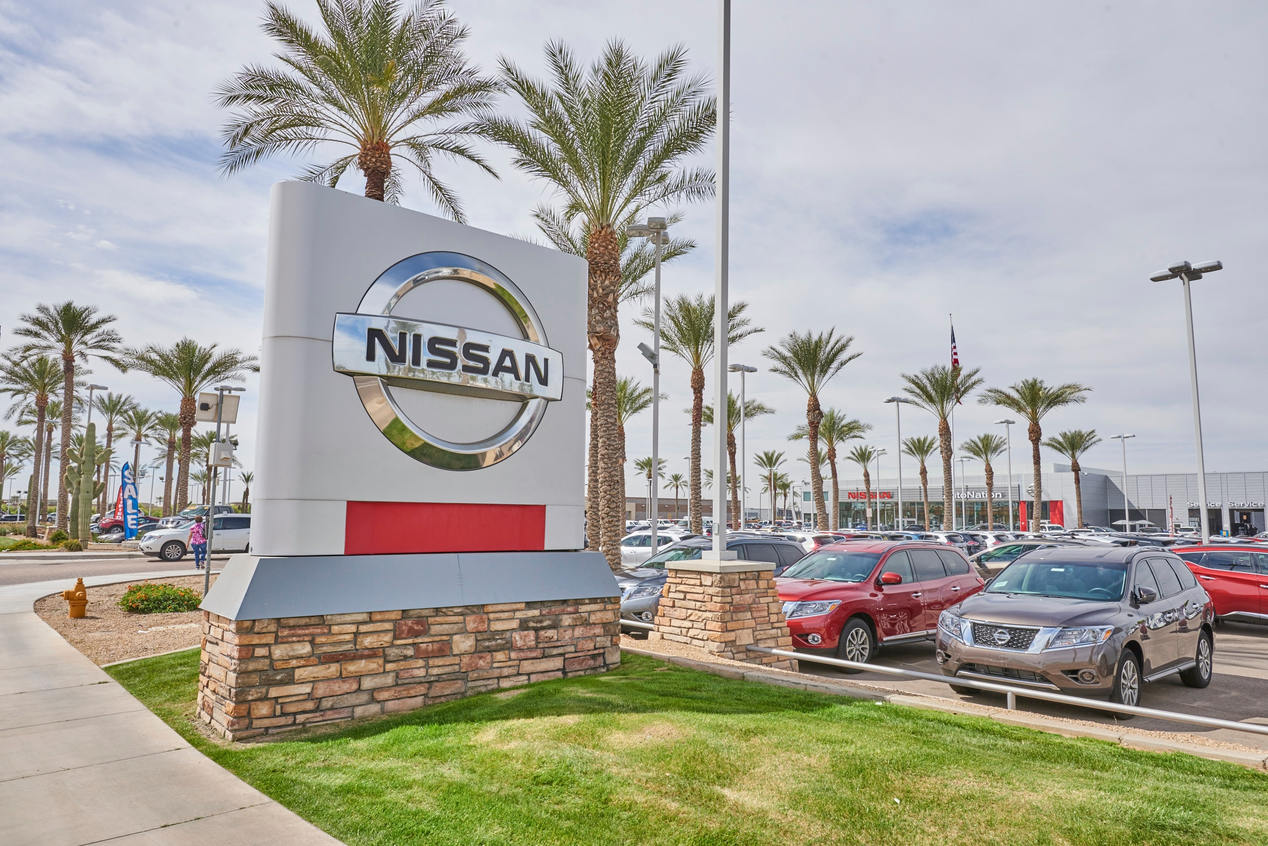 AutoNation Nissan Chandler Dealership