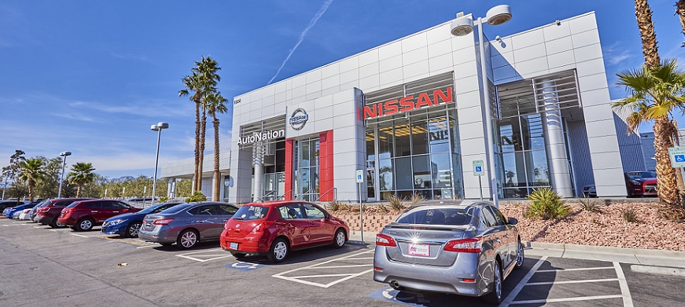 AutoNation Nissan Las Vegas Dealership