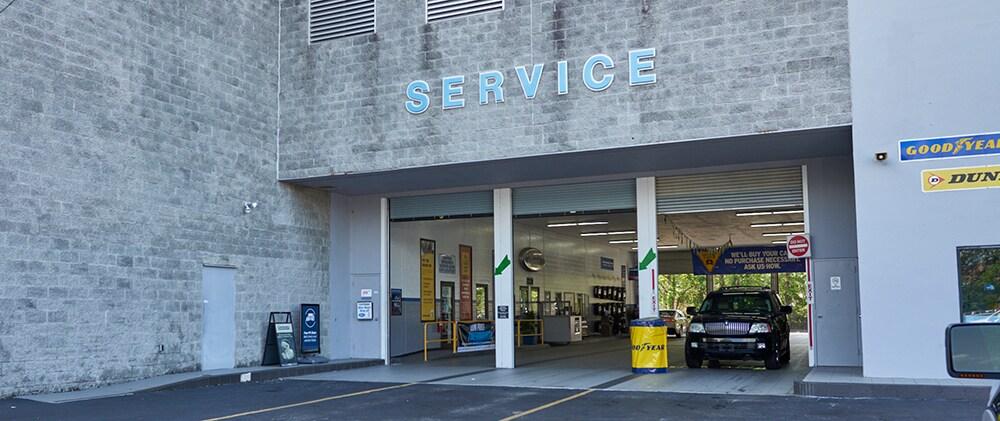 Ford service center near me jacksonville fl autonation for Ford motors service center