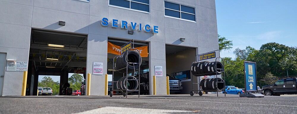 Ford service center near me panama city fl autonation for Ford motors service center