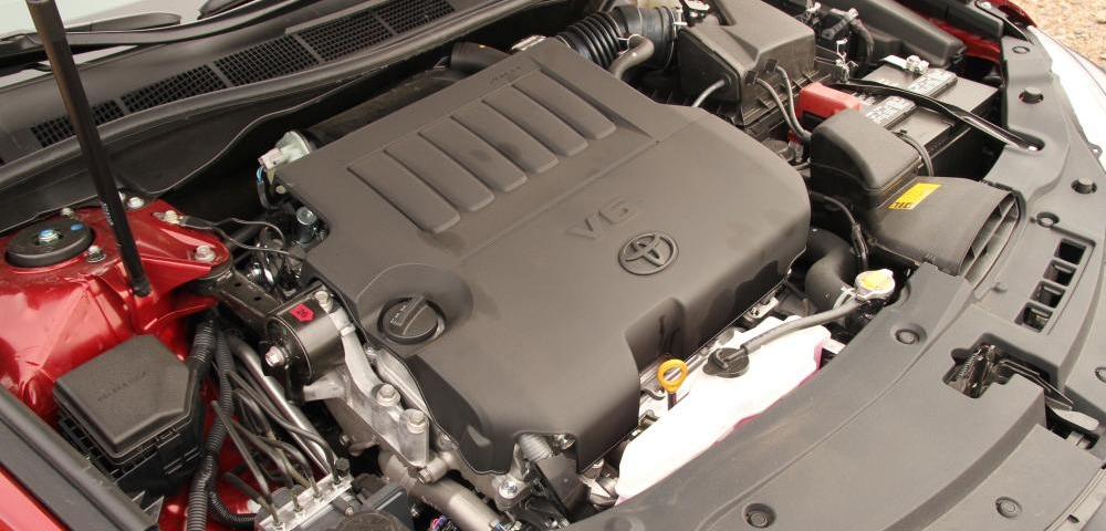 Used 2015 Toyota Camry Engine Near Round Rock