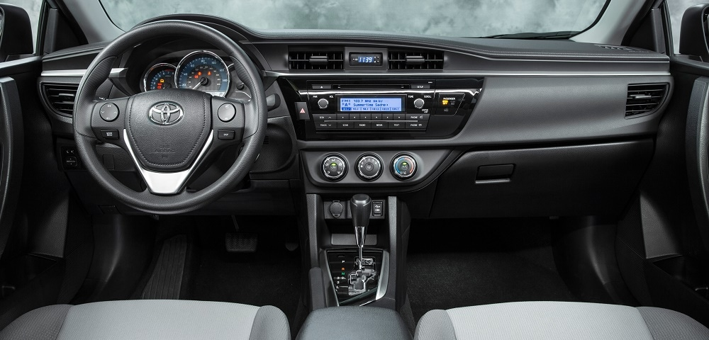 Used 2015 Toyota Corolla Interior Near North Fort Myers