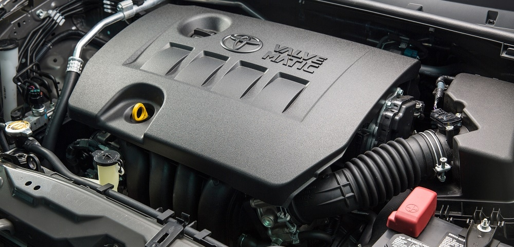 Used 2015 Toyota Corolla Engine Near St. Petersburg